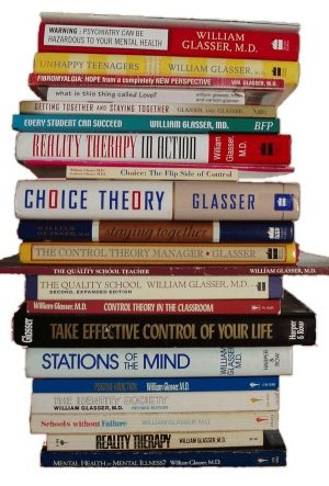 Books by Dr. Glasser